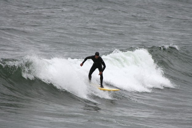 Laxey surfer