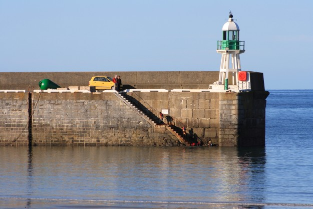 Port St Mary Pier