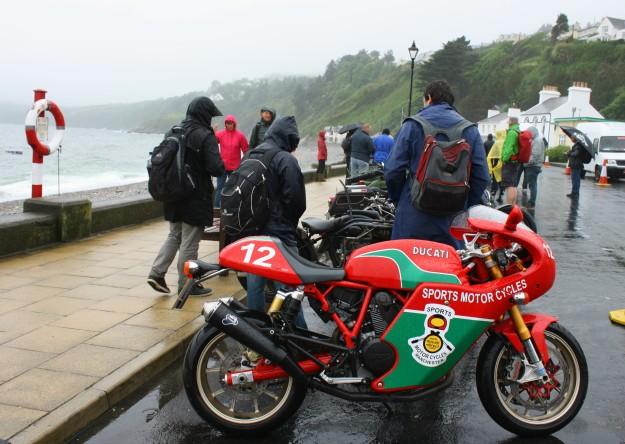 Ducati rain