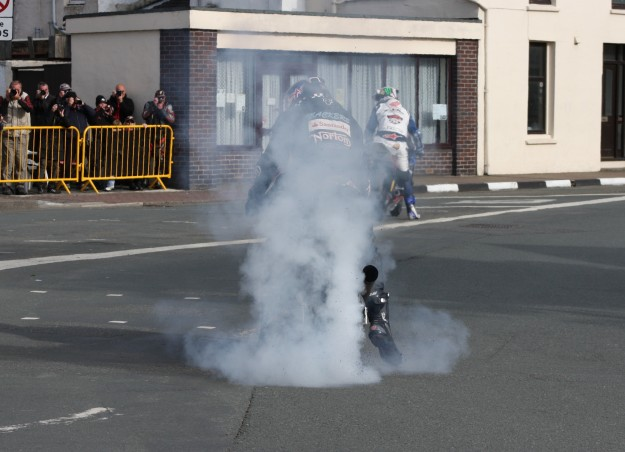 Norton smoke