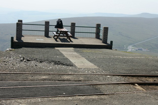 View from Snaefell